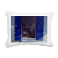 il on boardA - Rectangular Canvas Pillow