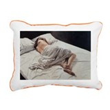 s boardA - Rectangular Canvas Pillow