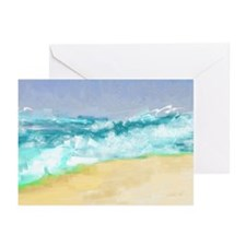 Ocean Vigor Greeting Cards (Pk of 10)