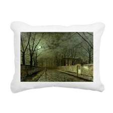 - Rectangular Canvas Pillow