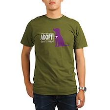 ADOPT! dont shop T-Shirt