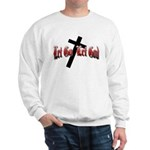 Let Go Let God Sweatshirt