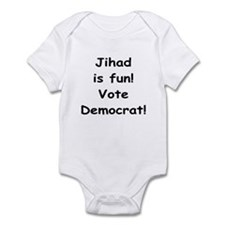 Jihad is fun! Infant Bodysuit