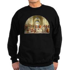 Raffaello School of Athens Sweatshirt