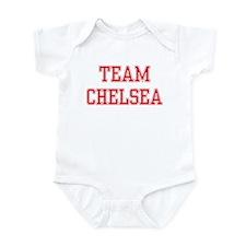 TEAM CHELSEA  Infant Bodysuit