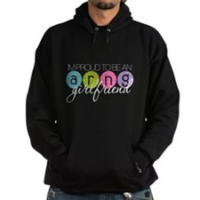 Proud to be an ARNG Girlfriend Hoodie