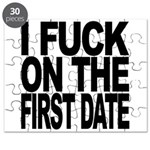I Fuck On The First Date Puzzle