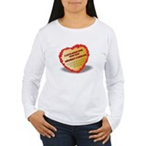 shayne town`s designs. Menieres Heart T-Shirt