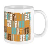 Flip Flops Sand Coffee Mug