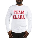 TEAM CLARA  Long Sleeve T-Shirt
