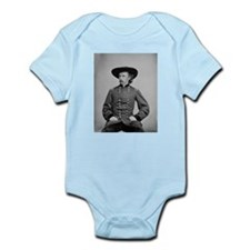 George A. Custer Infant Bodysuit