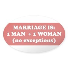 2-marriage is Decal