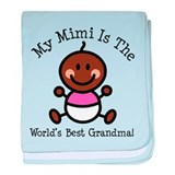 Best Mimi Ethnic Baby Girl baby blanket