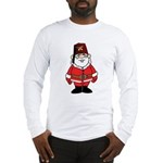 Santa is a Shriner Long Sleeve T-Shirt