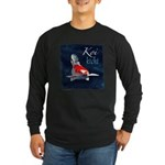 Kohaku Koi Long Sleeve Dark T-Shirt