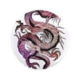 "Dragon 3.5"" Button (100 pack)"