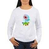 RN ff bird ONCOLOGY NURSE Long Sleeve T-Shirt