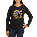 Cockers Rule Women's Long Sleeve Dark T-Shirt