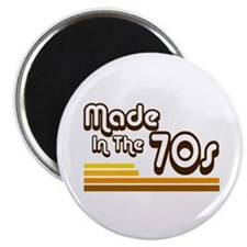 'Made in the 70s' Magnet