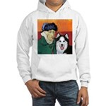 Husky Hooded Sweatshirt