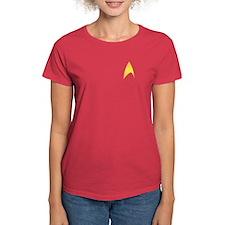 Star Trek Uniform Badge Women's T-Shirt