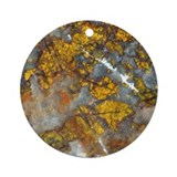 Beautiful Scan of Sonoma County Jasper Ornament (R