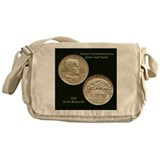 Grant Memorial Coin Messenger Bag