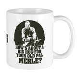 Walking Dead Merle Big Ole Hug Coffee Mug