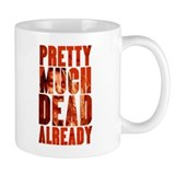 The Walking Dead Already Coffee Mug