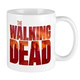 The Walking Dead Blood Logo Tasse