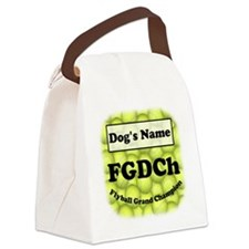 FGDCh Flyball Grand Champion Lunch Bag