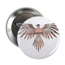 "Bird of Prey 2.25"" Button"