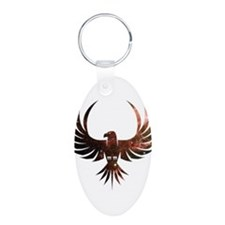Bird of Prey Keychains