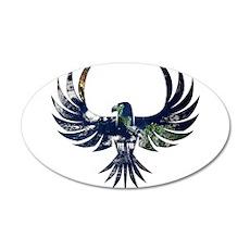 Bird of Prey Wall Decal