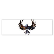 Bird of Prey Bumper Bumper Sticker