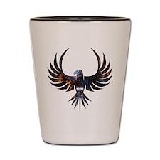 Bird of Prey Shot Glass