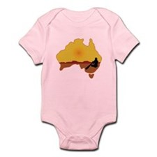 Australia Aboriginal Onesie