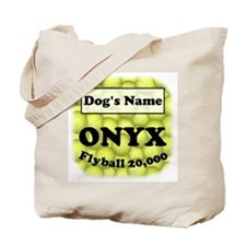 Flyball ONYX Tote Bag