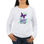 Lupus Awareness Women's Long Sleeve T-Shirt