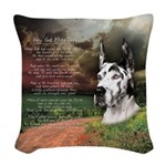 godmadedogs3.png Woven Throw Pillow