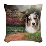 godmadedogs.png Woven Throw Pillow