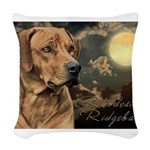 portrait5.png Woven Throw Pillow