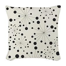 Stylish Pattern Woven Throw Pillow