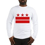 3 Stars 2 Bars Long Sleeve T-Shirt