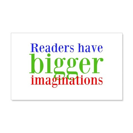 Imaginations Wall Decal