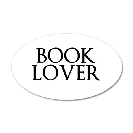 Book Lover Wall Decal