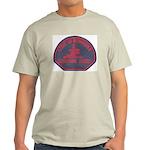 Nebraska Corrections Ash Grey T-Shirt