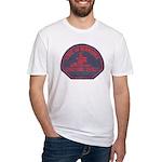Nebraska Corrections Fitted T-Shirt