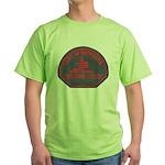 Nebraska Corrections Green T-Shirt