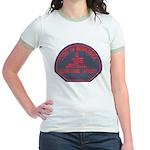 Nebraska Corrections Jr. Ringer T-Shirt